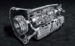 Mercedes Transmission REPAIR