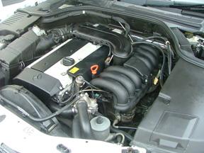 Mercedes cooling service
