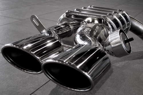 exhaust_S63_AMG